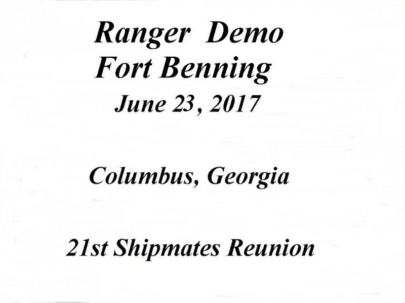 Ranger-Demo